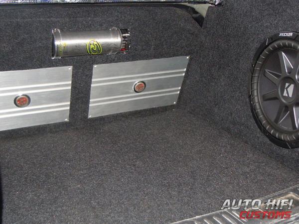 Изготовление корпусов Стелс для сабвуферов в автомобиль.