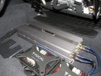 Установка усилителя DLS CC-44 в Hyundai i40