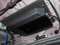 Установка усилителя JBL GX-A604 в Nissan Teana (L33)
