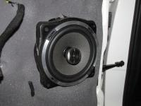 Установка акустики Focal Performance PC 165 в KIA Sorento III (UM)
