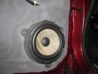 Установка акустики Focal Performance PS 165 F в Nissan Murano