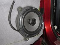 Установка акустики Focal Performance PC 165 в Nissan Murano