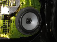 Установка акустики Morel Tempo Ultra Integra 602 в Nissan Juke
