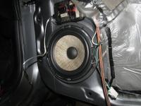 Установка акустики Focal Performance PS 165 F в Mitsubishi L200