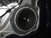 Установка акустики JBL CS760C в Ford Focus 2