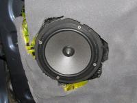 Установка акустики Focal Integration ISS 165 в KIA Ceed II (JD)
