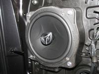 Установка акустики Hertz ECX 165.5 в KIA Sorento III (UM)