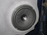 Установка акустики Hertz ESK 165L.5 в Opel Astra H