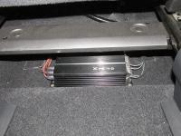 Установка усилителя Audio System X 75.4 D в Subaru Forester (SJ)