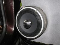 Установка акустики Audison AV X6.5 в Opel Zafira C Tourer