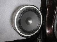 Установка акустики Audison AV 6.5 в Opel Zafira C Tourer