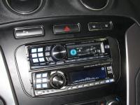 Фотография установки магнитолы Alpine CDA-117Ri в Ford Mondeo 4 (Mk IV)