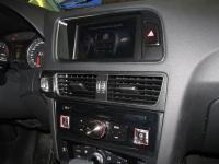 Фотография установки магнитолы Alpine X701D-Q5 в Audi Q5