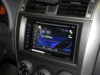 Фотография установки магнитолы Pioneer AVH-X1800DVD в Toyota Corolla X
