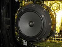 Установка акустики Focal Integration ISS 165 в Volkswagen Touran
