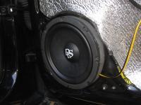 Установка акустики DLS M6.2 в Volkswagen Polo V