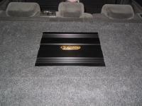 Установка усилителя DLS CA450i в Ford Focus 2