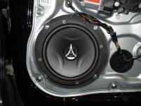 Установка акустики Hertz ECX 165.5 в KIA Sorento II (XM FL)