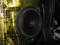Установка акустики Audison Prima APK 165 в Toyota Land Cruiser 200