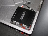 Установка усилителя Audio System X 75.4 D в Renault Duster
