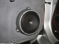 Установка акустики Audison AV 6.5 в Nissan Teana (L33)