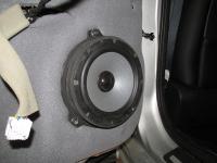 Установка акустики Morel Tempo Ultra Integra 602 в Nissan Teana (L33)