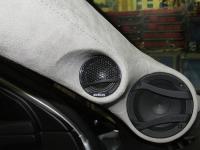 Установка акустики Audison AV 1.1 в Nissan Teana (L33)