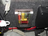 Установка Audison AVCX 2W MH в Nissan Teana (L33)
