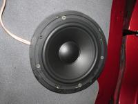 Установка акустики Morel Tempo 6 в Mitsubishi ASX
