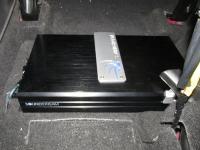 Установка усилителя Soundstream P4.500 в Mitsubishi ASX