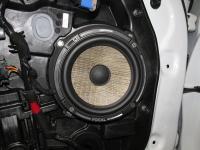 Установка акустики Focal Performance PS 165 F в KIA Ceed II (JD)
