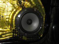 Установка акустики Focal Performance P165 VT 20 в KIA Ceed
