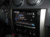 Фотография установки магнитолы Pioneer AVH-X8800BT в Nissan Almera III (G15)