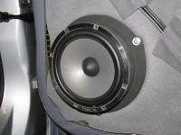 Установка акустики Focal Performance P165 VT 20 в Audi Q5