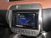Фотография установки магнитолы Pioneer AVH-X1800DVD в Chevrolet Camaro V