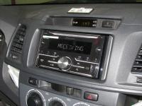 Фотография установки магнитолы Pioneer FH-X730BT в Toyota Hilux