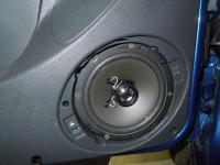 Установка акустики DLS M126 в Fiat Albea