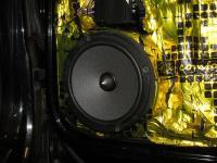 Установка акустики Focal Integration ISS 165 в Volkswagen Tiguan