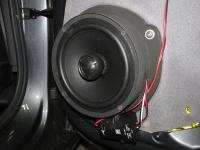 Установка акустики Morel Tempo Coax 6 в Audi A3 (8V)