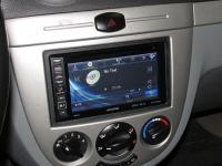 Фотография установки магнитолы Alpine INE-W990BT в Chevrolet Lacetti