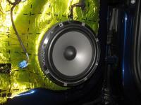 Установка акустики Focal Performance P165 VT 20 в Volkswagen Jetta VI
