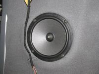 Установка акустики Focal Integration ISS 165 в Volkswagen Sharan