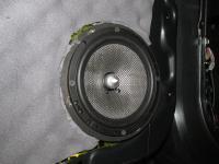 Установка акустики Focal Access 165 AS в Mitsubishi Pajero Sport