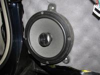 Установка акустики Focal Performance PC 165 в Subaru Outback (BR)