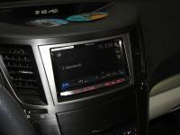 Фотография установки магнитолы Pioneer AVH-X8800BT в Subaru Outback (BR)