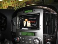 Фотография установки магнитолы Pioneer AVH-X1800DVD в Hyundai Grand Starex
