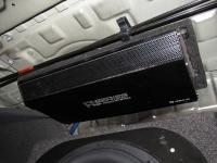 Установка усилителя Audio System R 1250.1 D в Hyundai i40