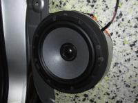Установка акустики Morel Tempo Ultra Integra 602 в Mitsubishi Outlander III