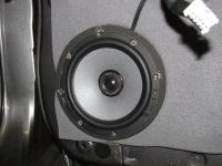 Установка акустики Morel Tempo Ultra Integra 602 в Nissan X-Trail (T32)
