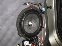 Установка акустики Focal Access 165 AS в Volvo XC70 III
